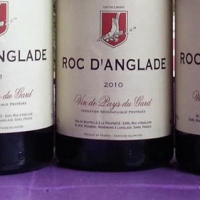 Domaine roc d anglade